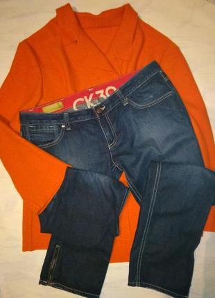 Calvin klein джинсы брендовые