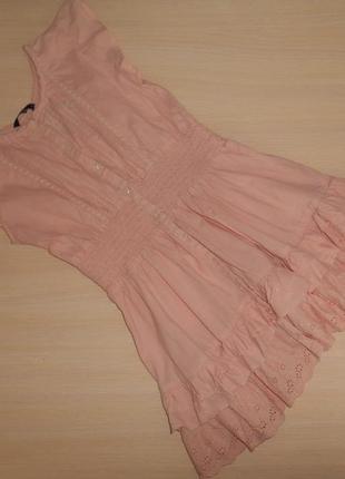 Нарядное летнее платье george 10-11 лет, 140-146 см, оригинал