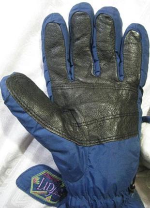 Take-two usa  мужские лыжные термо перчатки  9 р-р.