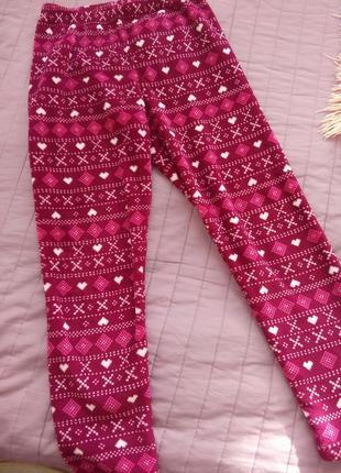Флисовые штанишки!