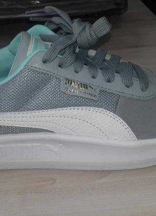 Продаю класнючі кроси puma california casual unisex sneakers (100%  оригінал)