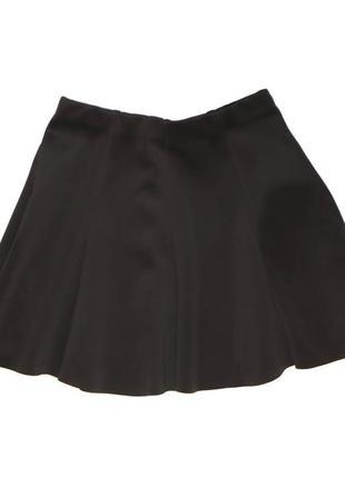 Новая черная классическая юбка для девочки, original marines, 1518
