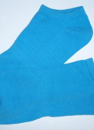 Качественные низкие носки бренда c&a - германия, р. 39-42