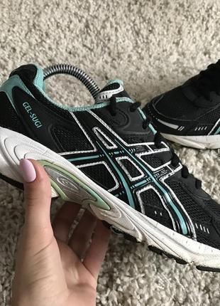 Asics gel sugi спортивные кроссовки для бега оригинал