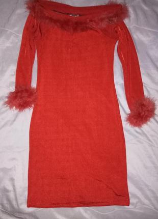Вечернее, праздничное, нарядное платье rossini
