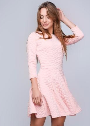 Вечернее платье новогоднее нарядное мини короткое длинный рукав тёплое зимнее солнце s m