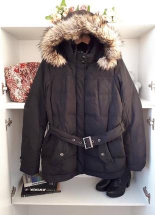 L/пуховик теплая зимняя куртка esprit 12163