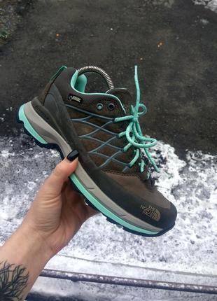 Зимові напів-черевики the north face оригінал!