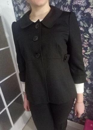 Новый классный удобный пиджачок от evie collection,16 размер