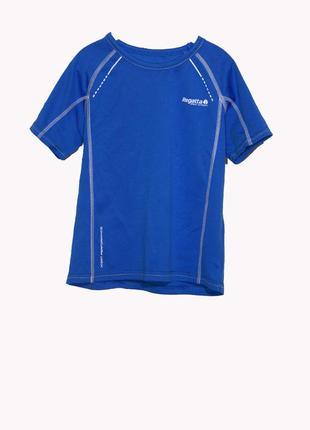 Спортивная футболка на рост 116 см