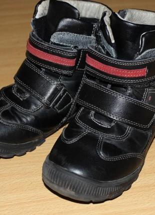Кожаные ботинки том.м р. 29-30
