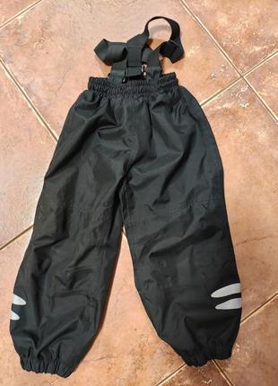 Водо-, снегоотталкивающие штаны mywear