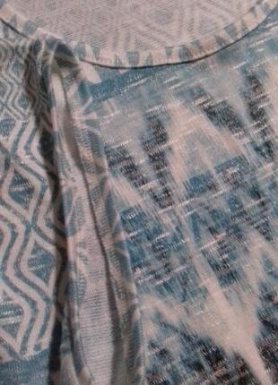 Стильная вязаная футболочка bonmarche2 фото