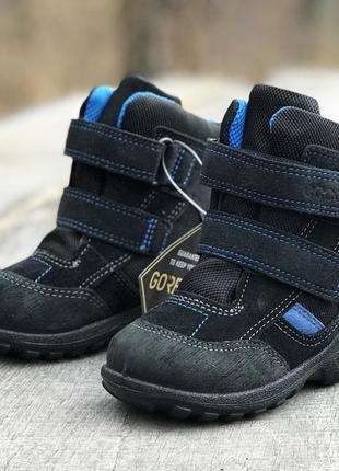 Зимние ботинки ecco р 20
