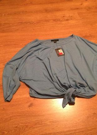 Стильная блуза футболка / atmosphere / xl