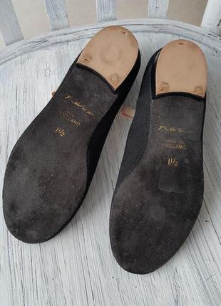 Туфли для танцев с кожаной подошвой5