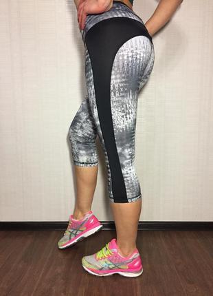 Женские лосины леггинсы тайтсы workout