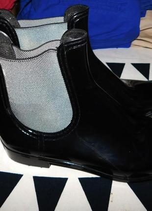 Ботинки, сапоги резиновые, челси, италия