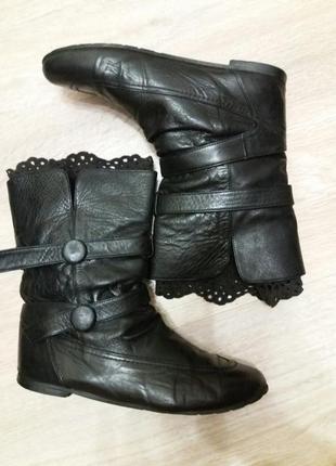 Демисезонные ботинки сапоги