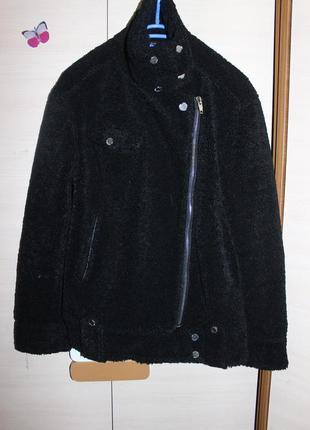 Мехова косуха , куртка , шубка blank nyc