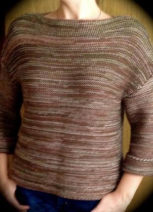 Зимний свитер gap