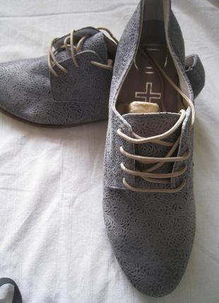 Новые крутые кожаные туфли d+, италия, оригинал!!!