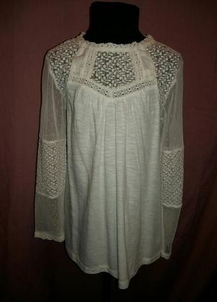 Очень красивая кофточка блузка next
