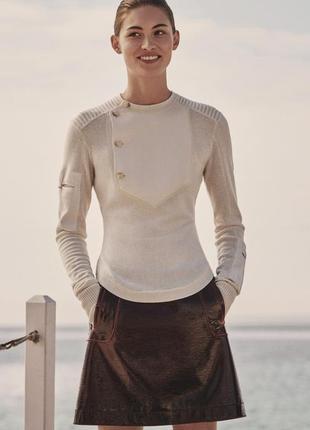 Джемпер свитер h&m studio aw2017 шерсть кашемир новый
