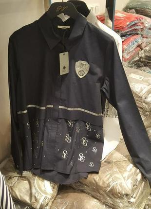 Рубашка женская бренд sogo