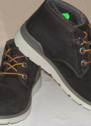 Ботинки ecco hydro-max нат кожа
