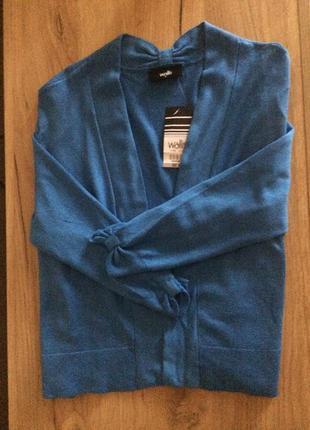 Кардиган свитер с бантиками wallis