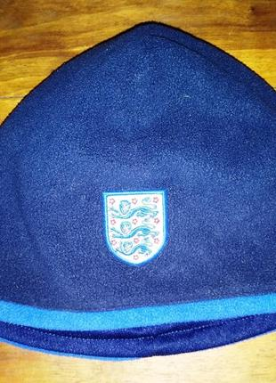 Подростковая флисовая шапочка umbro, england