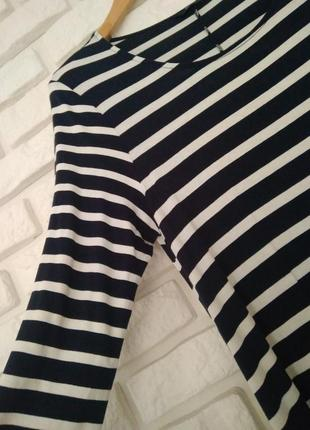 Платье в полоску f&f