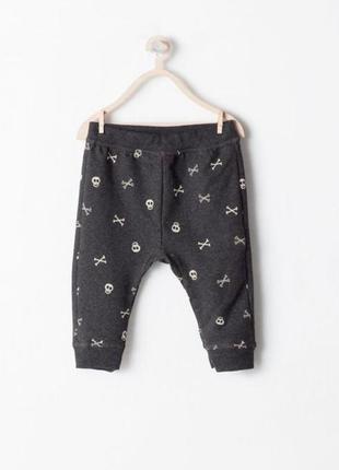 Штаны штанишки zara