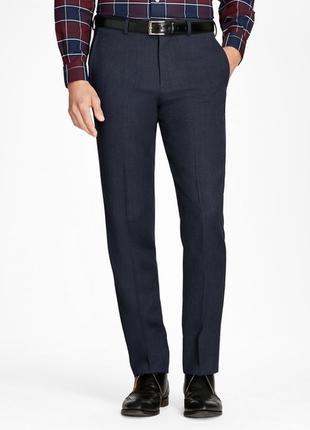 Классные шерстяные брюки премиум качества brooksbrothers