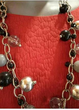 《красный мак》тренд сезона!супер платье из плотного фактурного трикотажа 48-50р4