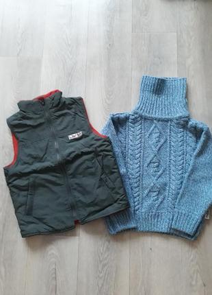 Жилетка / свитер