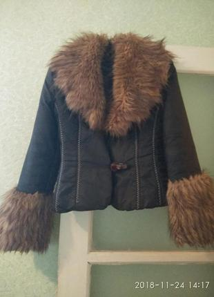 Куртка пуховичек продажа/обмен
