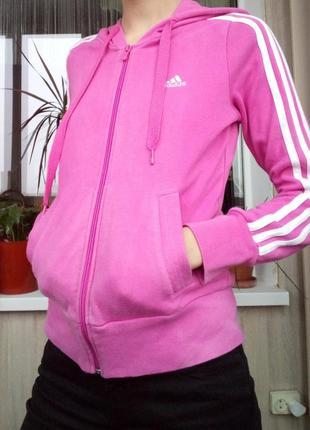 Adidas оригинал кофта толстовка