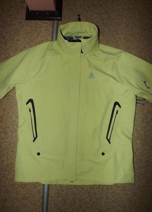 Штормовая мембранная куртка odlo logic waterproof
