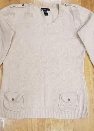 Теплый свитер кофта джемпер