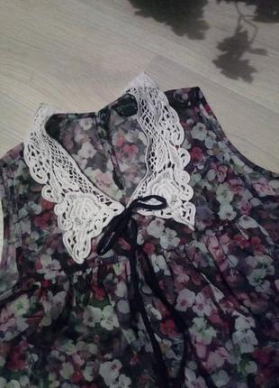 Блузка от бренда topshop2