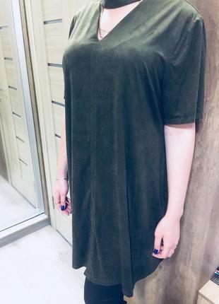 Платье оверсайз primark 20