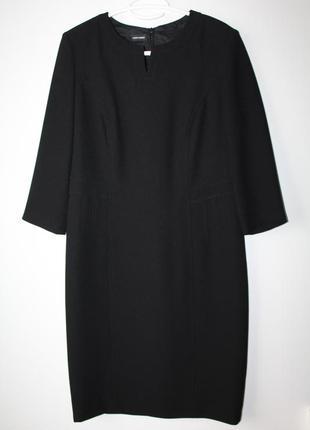 Класическое платье gerry weber. дорогой бренд.