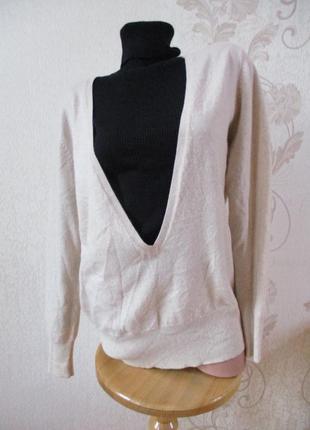 Джемпер/свитер/100% кашемир