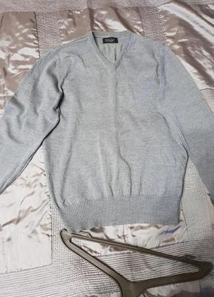 Шерстяной  свитер джемпер  реглан