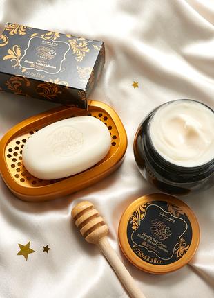 Новый крем для рук и тела молоко и мед золотая орхидея milk & honey