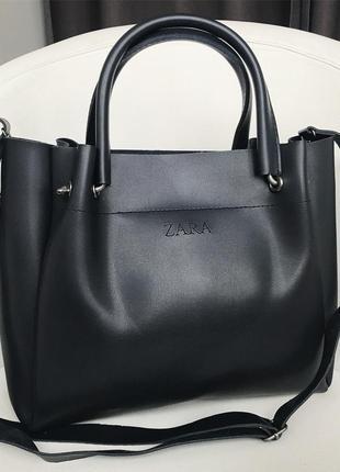 09eed3b8d3dd Элегантная женская сумка ZARA, цена - 490 грн, #17897318, купить по ...