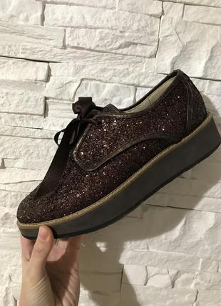 Продам свои туфли криперы от hegos италия