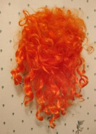 Рыжий #парик костюмный для маскарада # новый год